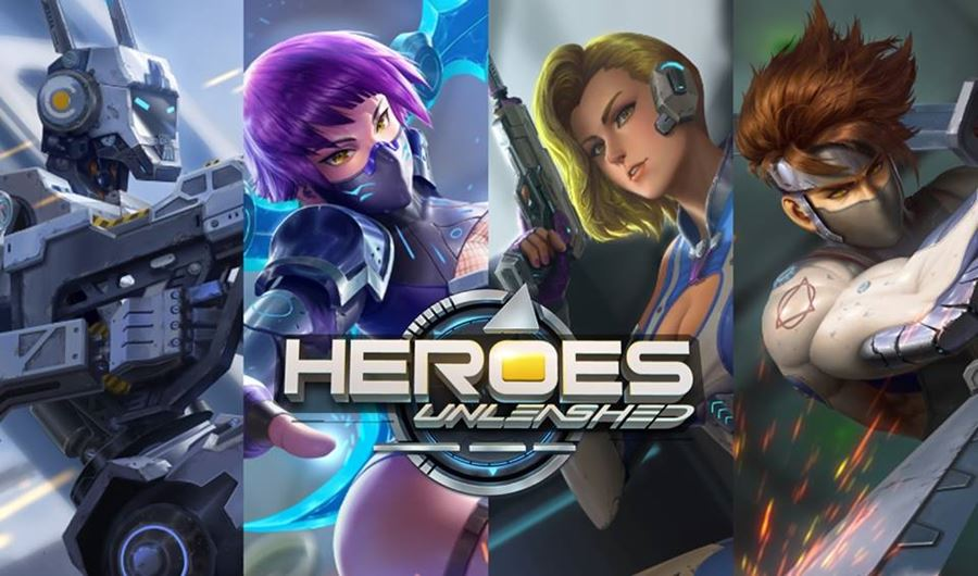 "heroes-unleashed-android Heroes Unleashed: antigo ""King Legion"" chega na Google Play"