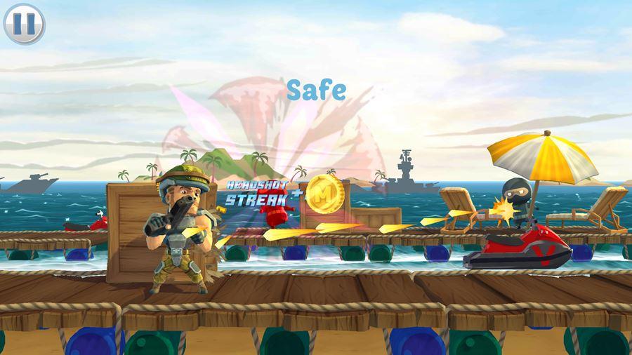 major-mayhem-2 TOP 25 Melhores Jogos para iPhone e iPad Grátis de 2018 - Parte 1