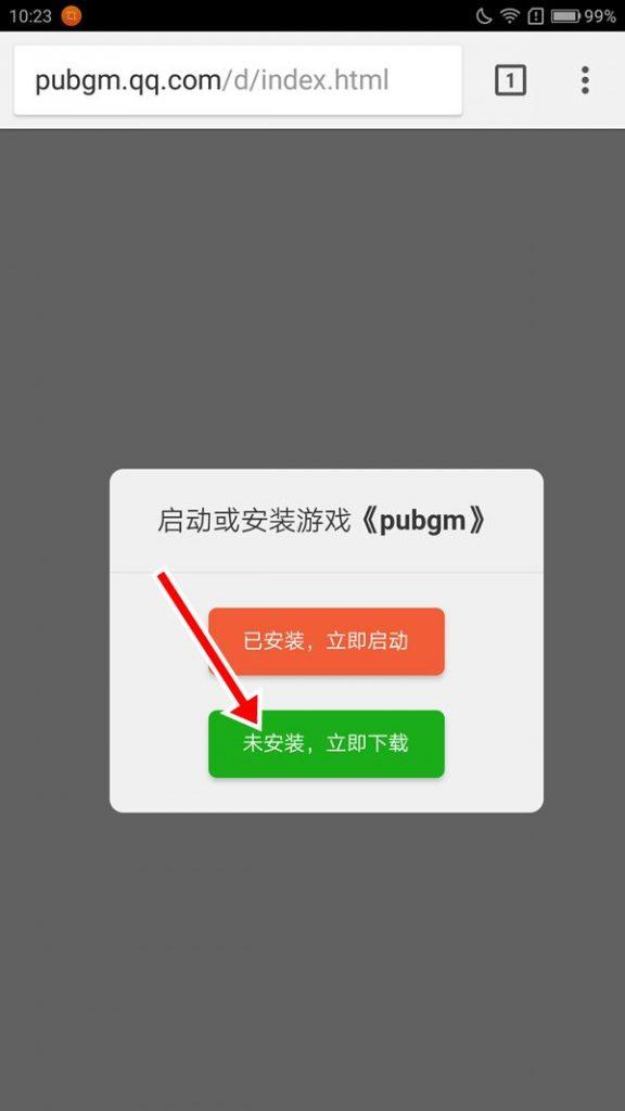 pubg-mobile-chines-apk-lightspeed-timi-site-oficial-4-576x1024 Como fazer o download dos PUBG Mobile chineses (Lightspeed e Timi)