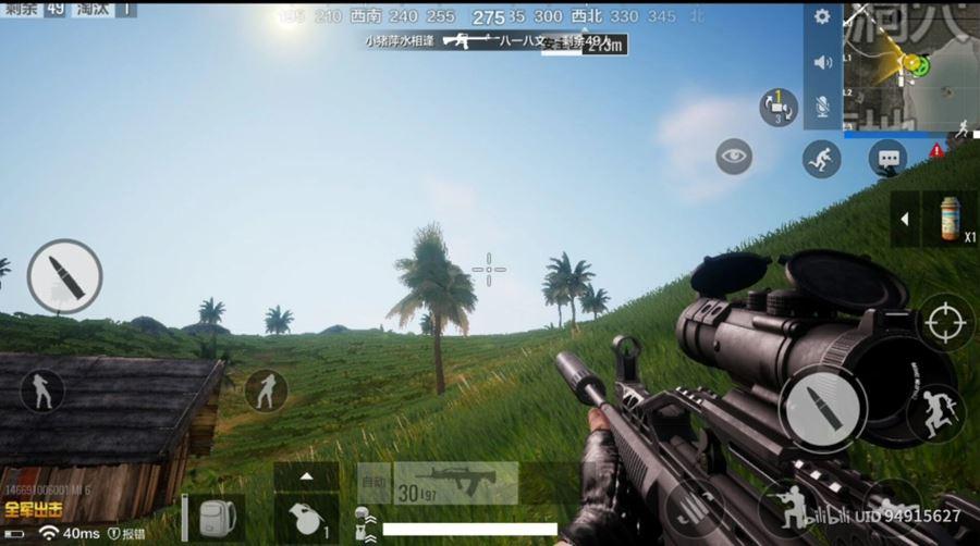 pubg-mobile-timi-mapa-sanhok 10 Novos Jogos APK que não estão na Google Play BR (#2)