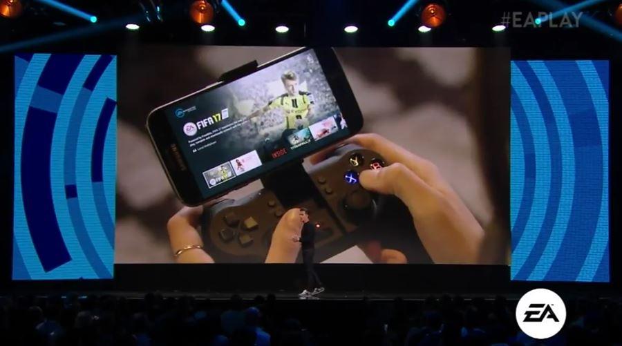 servido-ea-origin-celular-android E3 2018: EA anuncia serviço de Cloud Games para Smartphones
