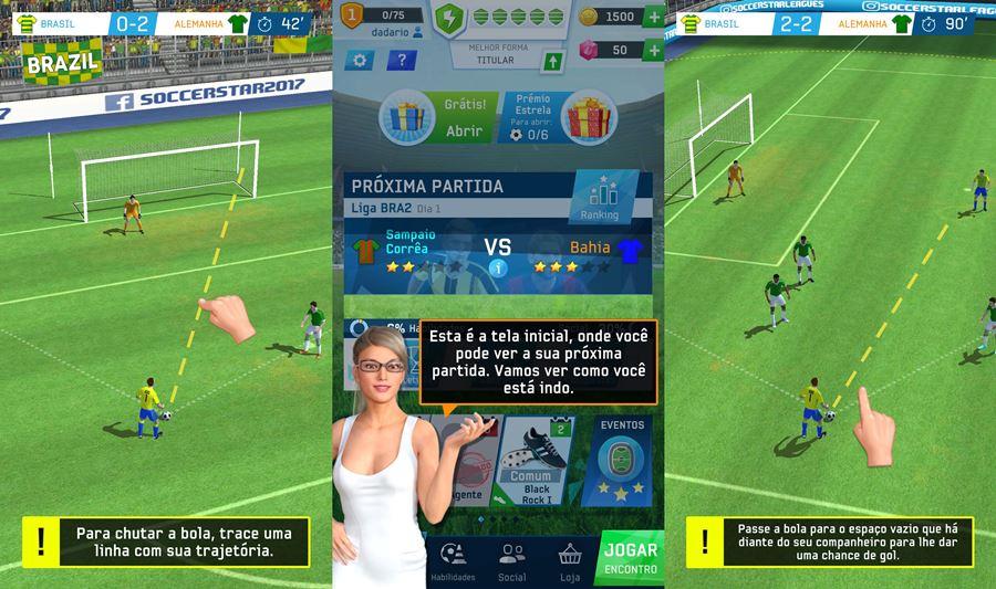 soccer-star-2018 Copa do mundo: Melhores Jogos de Futebol Offline (Android e iOS)