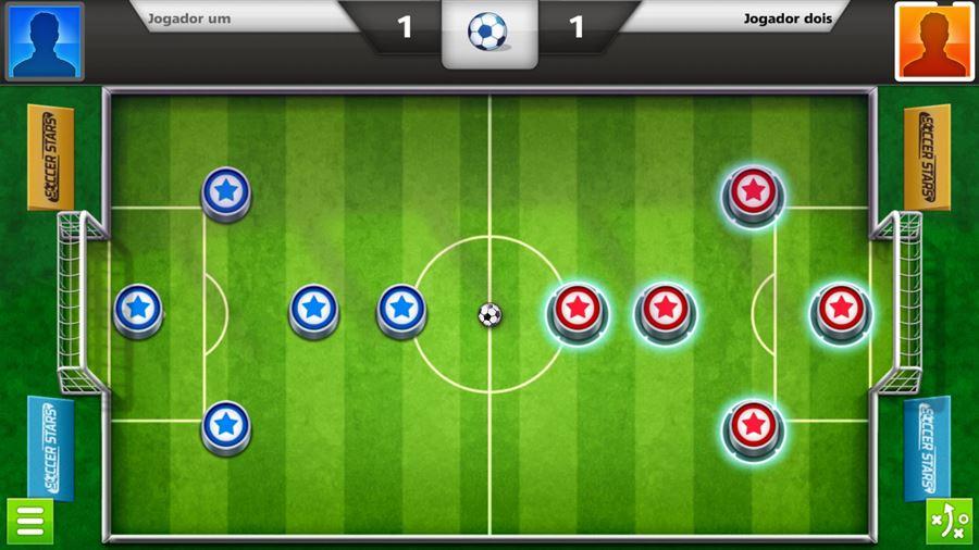 soccer-star-jogo-de-botao Copa do mundo: Melhores Jogos de Futebol Offline (Android e iOS)