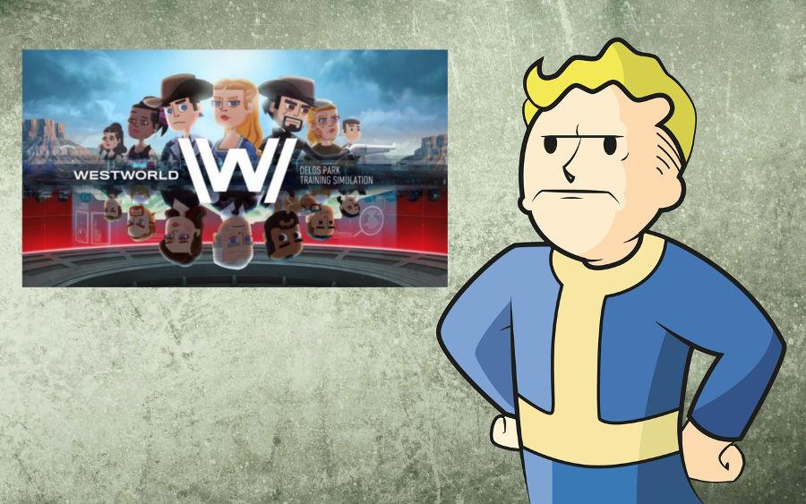 treta-fallout-westworld Bethesda acusa produtora de Westworld de usar código de Fallout Shelter