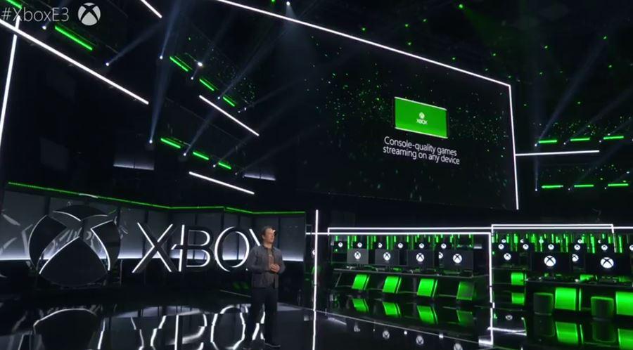 xbox-microsoft-e3-2018-game-streaming-service E3 2018: Microsoft também está trabalhando em serviço de streaming de jogos