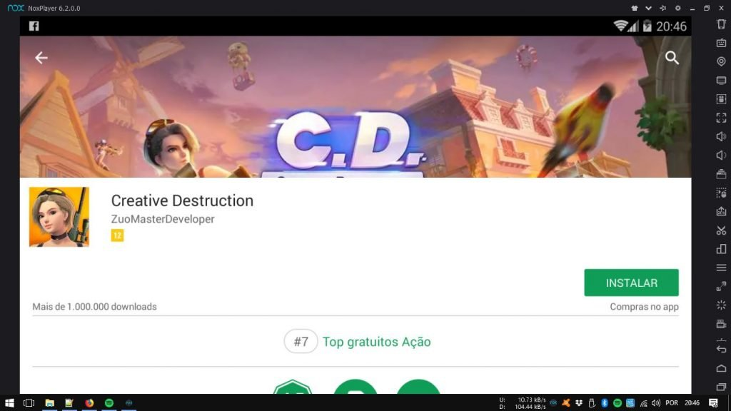 Creative-destruction-como-jogar-no-pc-1-1024x576 Como jogar Creative Destruction (FortCraft) no PC