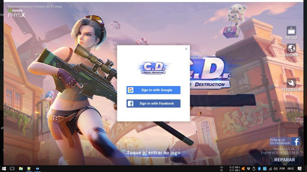 Creative-destruction-como-jogar-no-pc-3jpg-1024x576 Como jogar Creative Destruction (FortCraft) no PC
