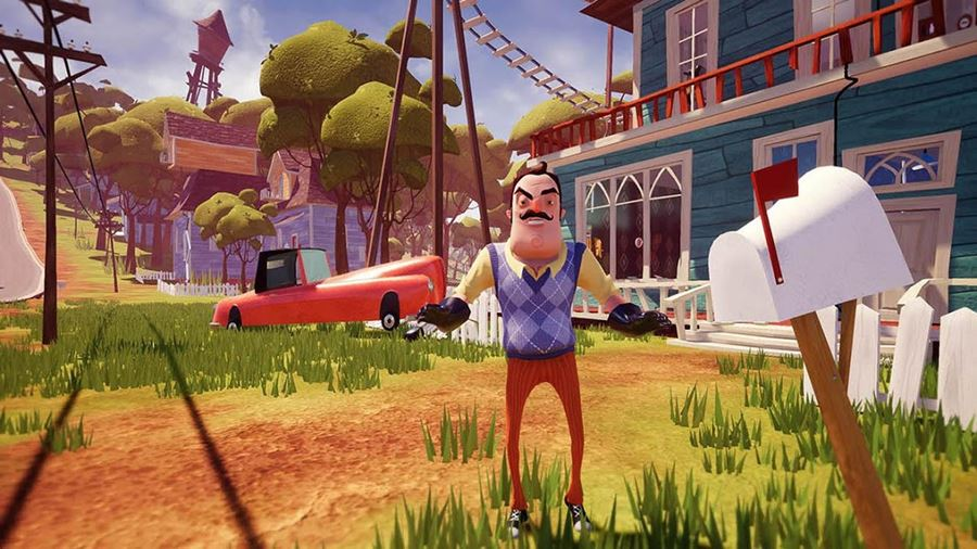 Hello-Neighbor-android-iphone Hello Neighbor chega de graça (para testar) no Android e iOS