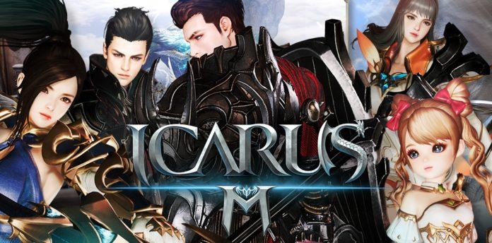Icarus-M-lancamento Icarus M: trailer de lançamento (Coreia do Sul)