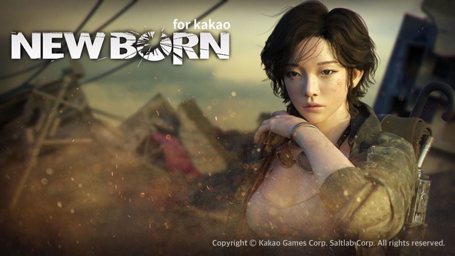 New-Born-android-ios NewBorn: novo jogo de tiro e RPG da Kakao Games