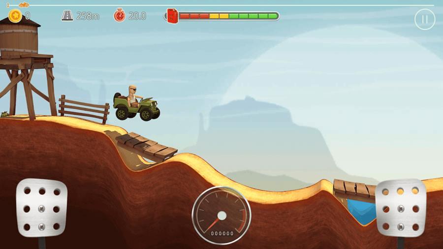 """Prime-Peaks-android-offline-game-1 Prime Peaks é """"Hill Climb Racing"""" em 3D (jogo offline de graça)"""