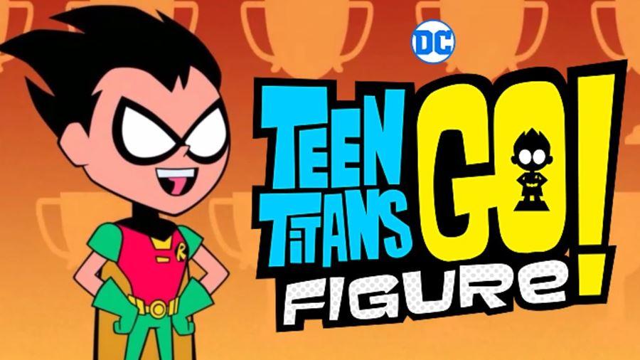 Teen-Titans-GO-Figure-Os-Jovens-Titãs-em-Figuras Teen Titans GO Figure: novo jogo dos Jovens Titãs chega ao Android e iOS