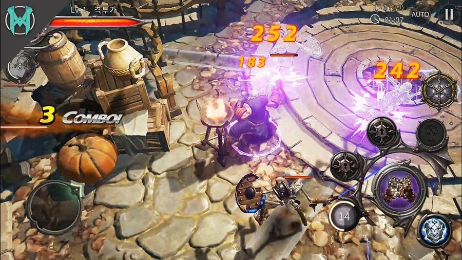 blade-2-return-of-evil 10 Melhores Jogos para Android Grátis - junho de 2018