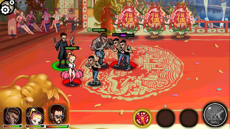 brutal-street-2-1 Brutal Street 2: muita pancadaria neste jogo offline para Android e iOS