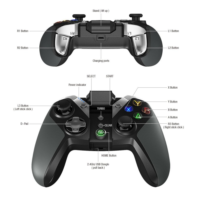 controle-gamesir-g4s-android-pc-4 Review: Controle GameSir G4s (Android e PC)