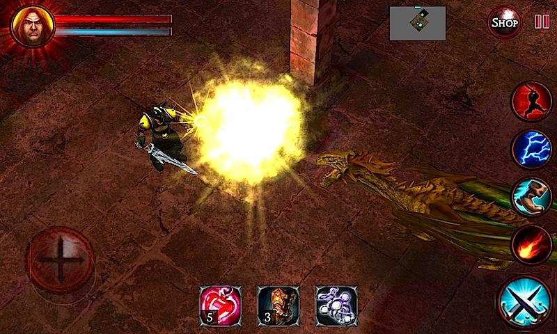 "dungeons-and-demons-android-offline-2 Dungeons and Demons: um ""Diablo"" leve e offline (Android)"