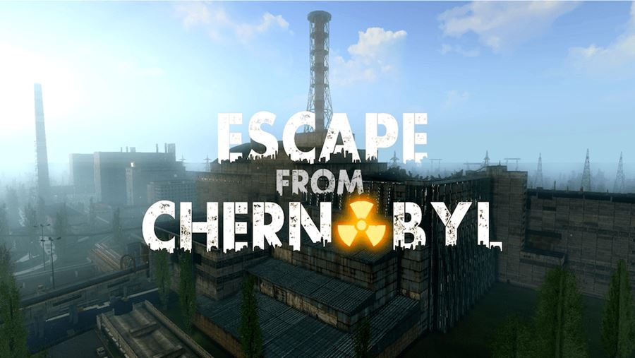 "escape-from-chernobyl Escape From Chernobyl é a ""sequência"" de Radiation City (Android e iOS)"
