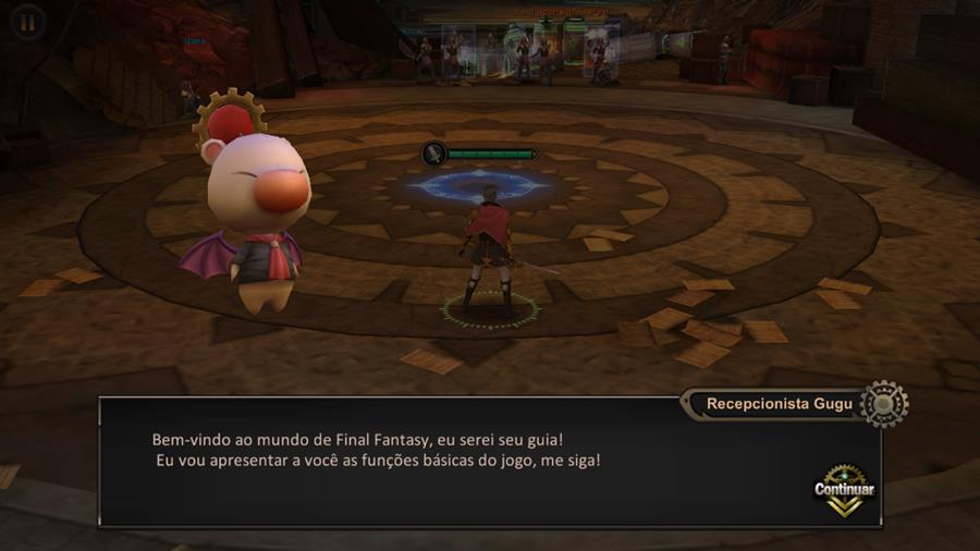 final-fantasy-awakening-3 Final Fantasy Awakening ganha atualização em português (Android)