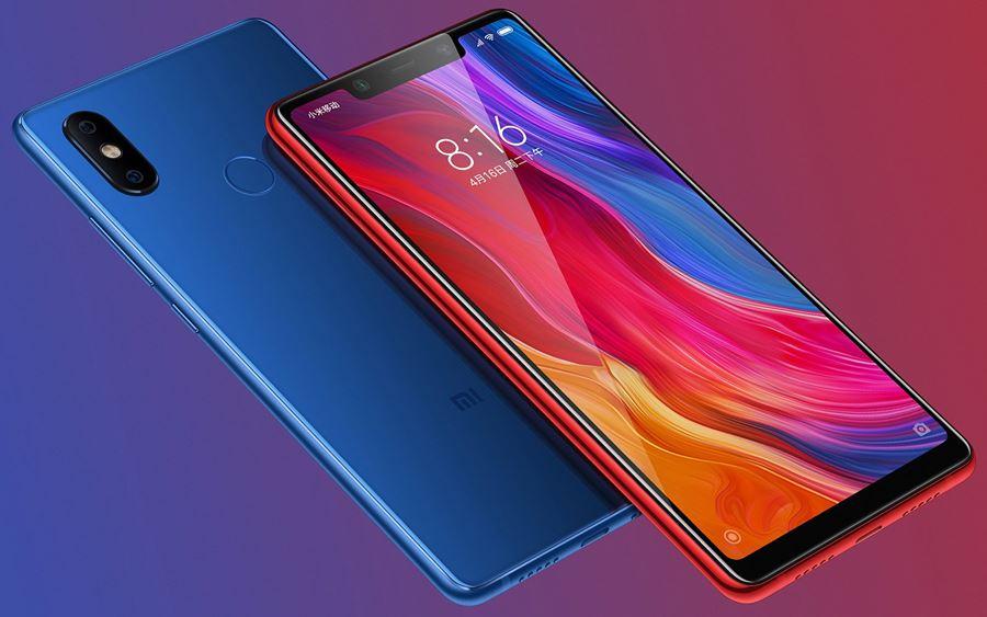 xiaomi-mi-8 Top 10 Melhores Celulares Chineses 2019