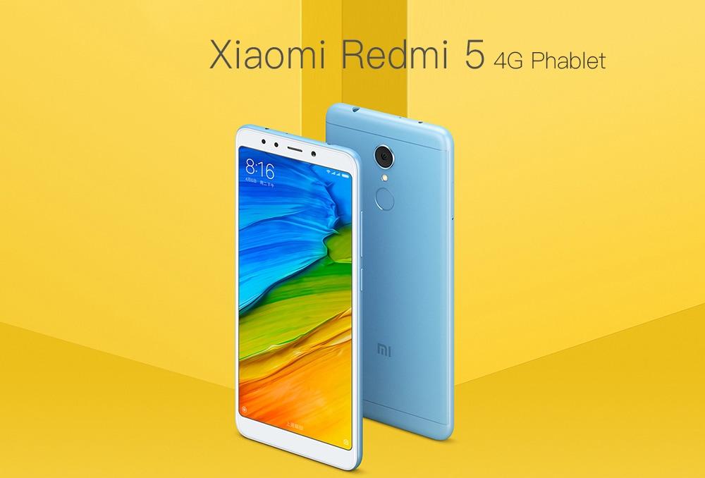 xiaomi-redmi-5 Melhores Ofertas da Black Friday: Celulares até R$ 500