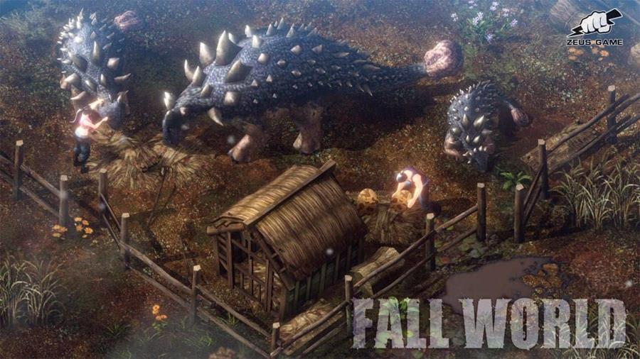 "Fall-World-android-apk-3 Fall World: O ""Durango 2"" será lançado na China (Android)"