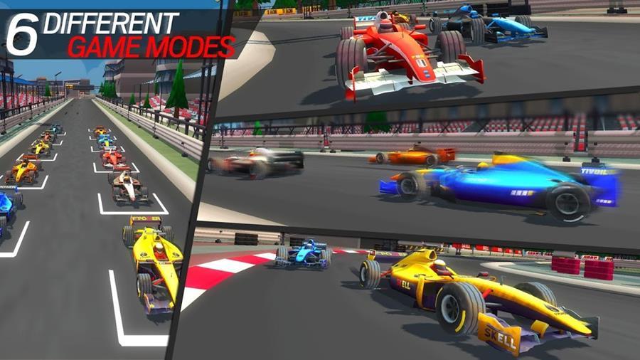 Formula-1-Race-Championship-2 Formula 1 Race Championship: Jogo Android Grátis e Offline