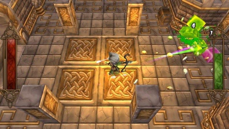 Pocket-RPG-android Pocket RPG: um dos primeiros jogos da Crescent Moon está de graça no Android