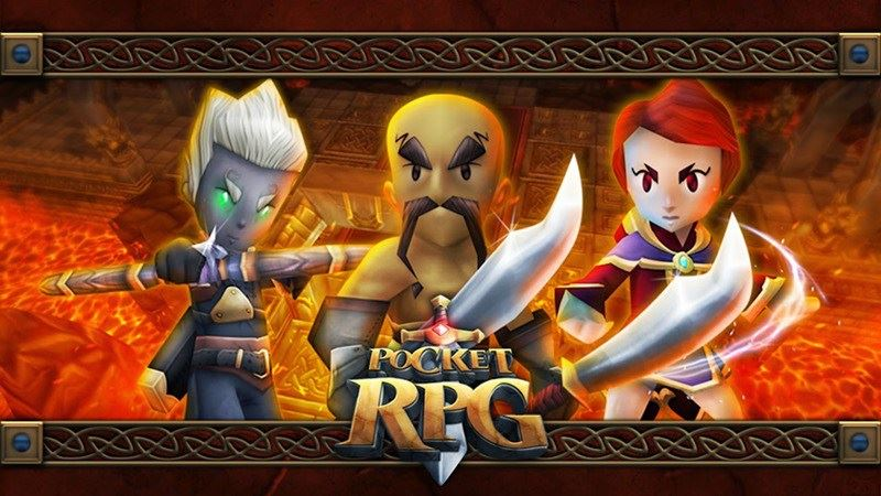 Pocket-RPG Pocket RPG: um dos primeiros jogos da Crescent Moon está de graça no Android