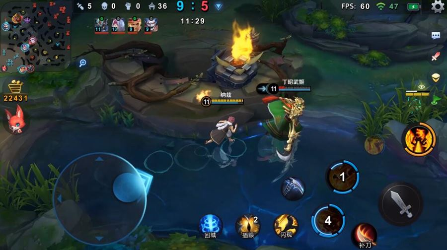 Xiaomi-Super-God-X-Fairy-Tail-2 Xiaomi Super God: MOBA com personagens de Fairy Tail