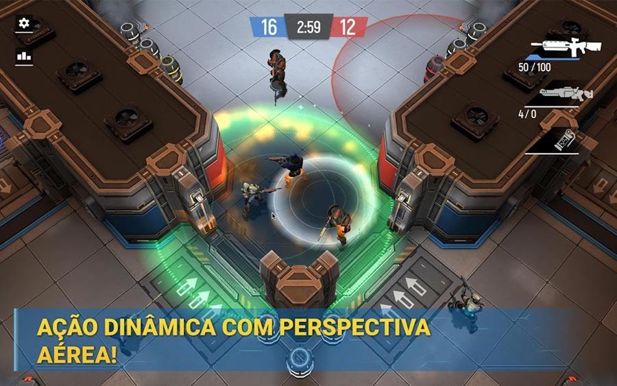 """aftermath-android-2 Aftermath: Novo jogo de tiro com visão """"aérea"""" (Android)"""