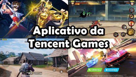aplicativo-de-games-da-tencent-440x250 Mobile Gamer   Tudo sobre Jogos de Celular