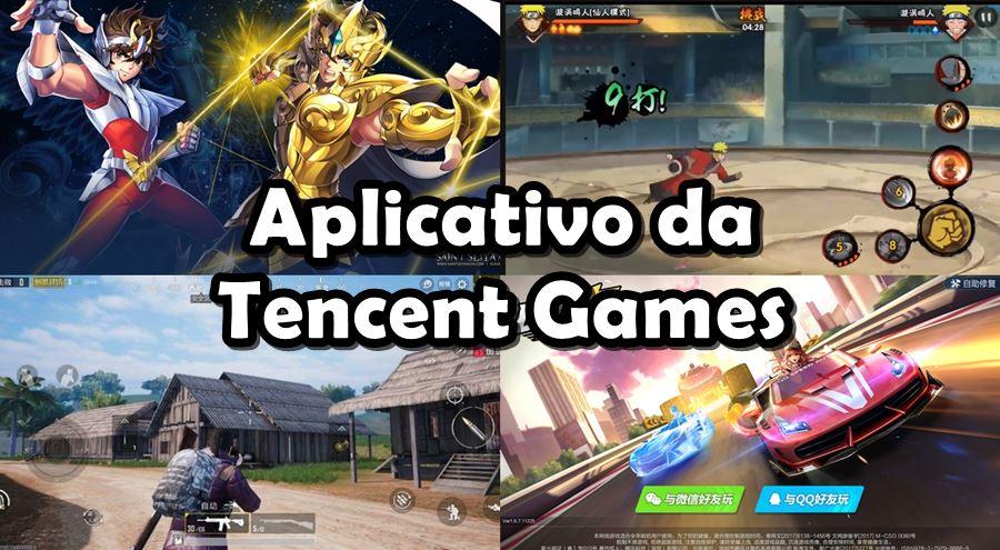 aplicativo-de-games-da-tencent MyApp: aplicativo oficial para baixar jogos da Tencent Games