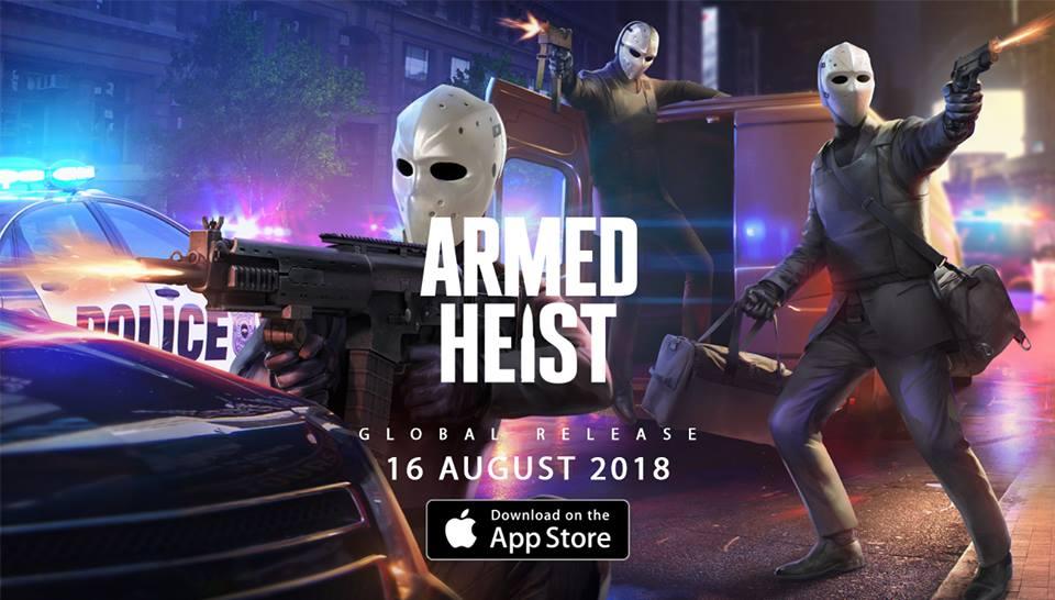 armed-heist-iphone-android Armed Heist chega primeiro no iOS! Versão Android ainda este ano