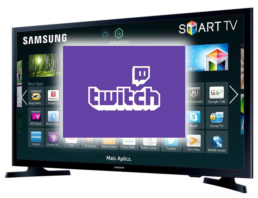 Como Assistir a Twitch em Qualquer Smart TV