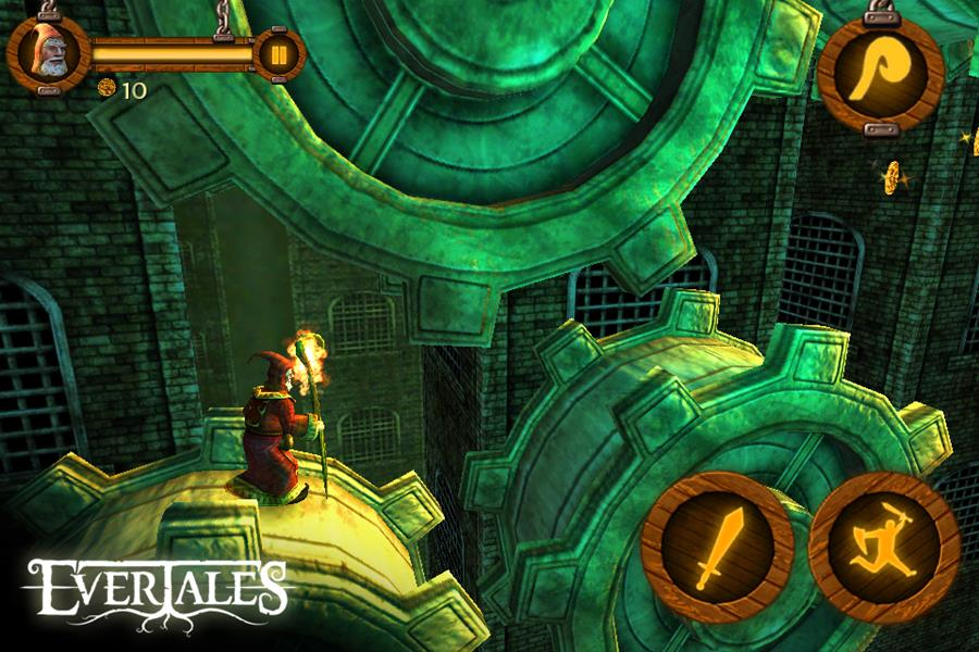 evertales-android-2 Evertales: Jogo 3D pago está de GRAÇA no Android