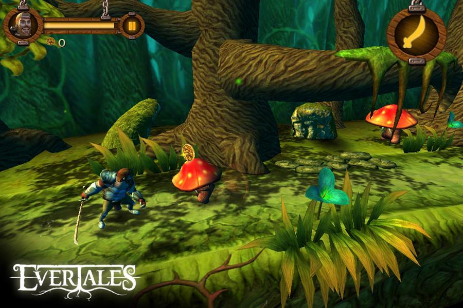 evertales-android Evertales: Jogo 3D pago está de GRAÇA no Android