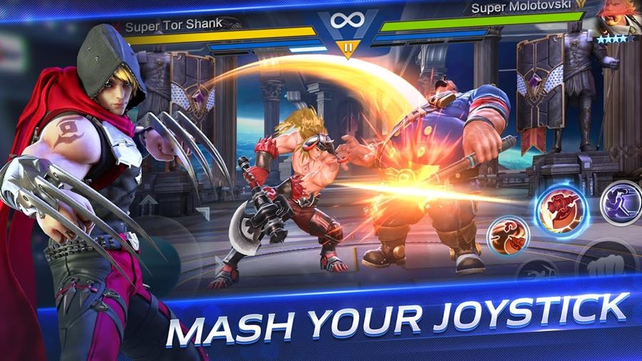 final-fighter-android-baixar Melhores Jogos para Celular - Mobile Gamer Awards 2019