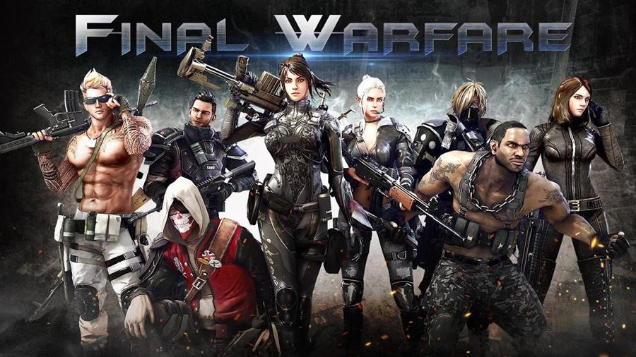 final-warfare-android-unreal-engine-4 Final Warfare: Novo Jogo de Tiro para Android com Unreal Engine 4
