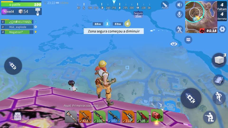jogos-parecidos-com-fortnite-android Jogos parecidos com Fortnite para Android