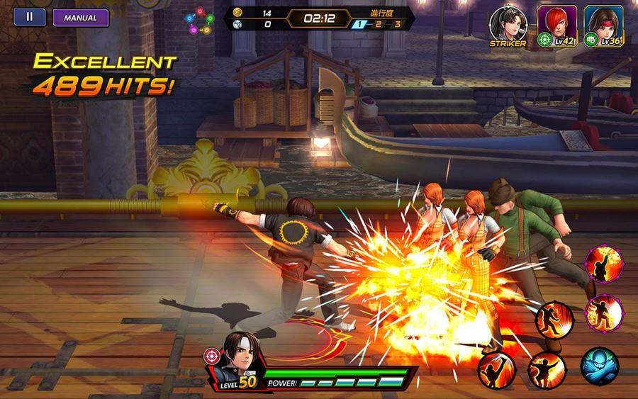 kof-all-star-apk 10 Novos Jogos APK que não estão na Google Play BR (#2)