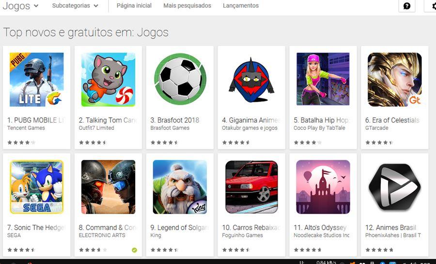 pubg-mobile-lite-primeiro-lugar-google-play PUBG Mobile Lite é o jogo mais baixado da semana no Android