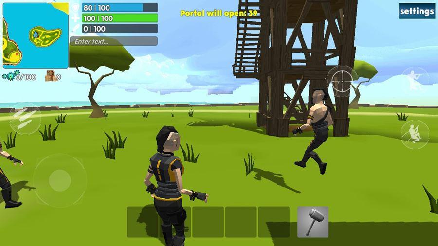 rocket-royale-21342-6 Jogos parecidos com Fortnite para Android