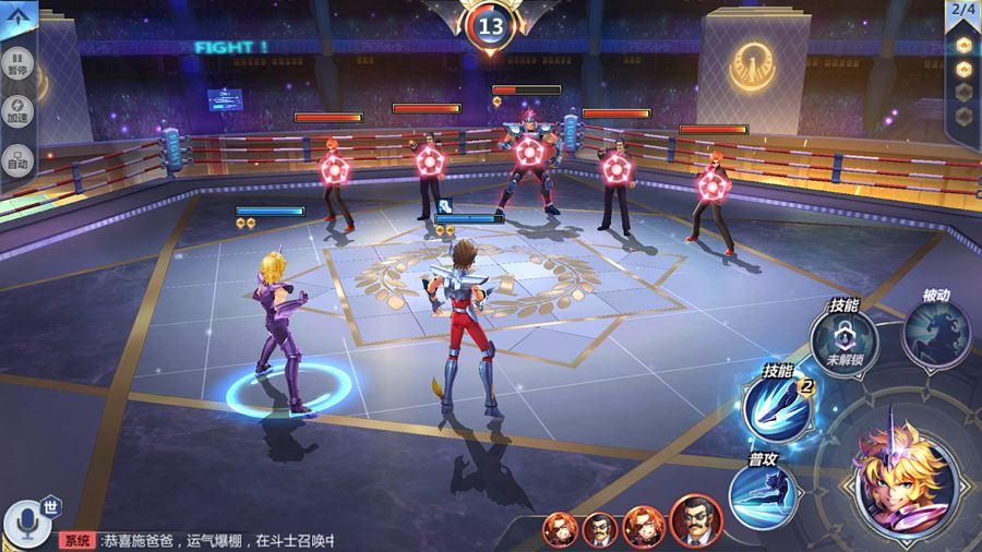 saint-seiya-mobile-apk-android-2 Melhores Jogos para Celular da Semana (14-6-2019)