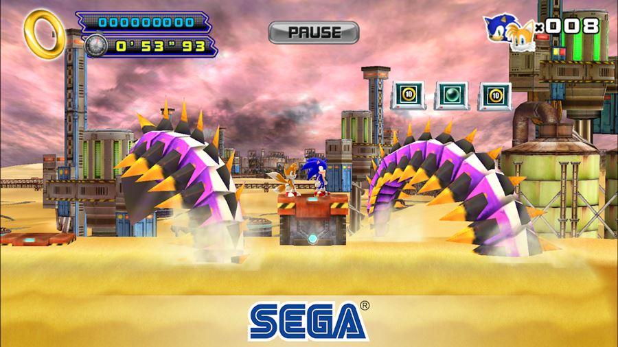 sonic-4-episode-2-android-de-graca Sonic The Hedgehog 4: Episode II fica de graça no Android e iOS