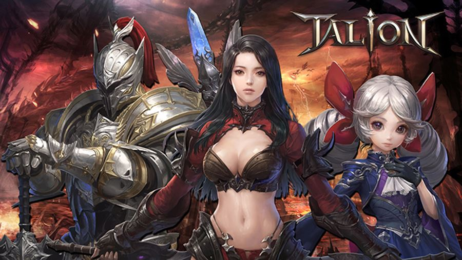 talion-android Gamevil lança Talion para Android em alguns países