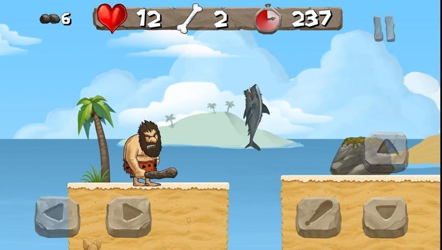 Caveman-Chuck-Adventure Ravensword e mais: 13 Jogos Pagos de Graça na Google Play