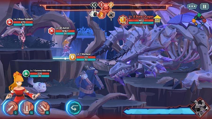 Phantomgate-The-Last-Valkyrie Novos Jogos para Android da semana #38 (setembro de 2018)