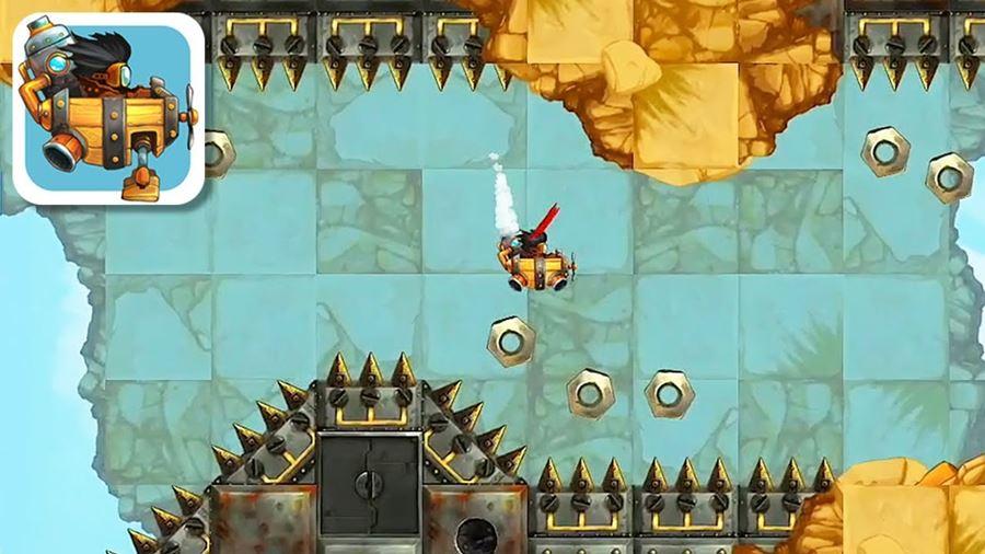 Pilot-Perils 10 Melhores Jogos Grátis para iPhone e iPad - Agosto 2018