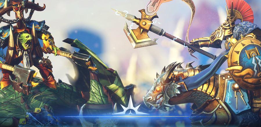 Warhammer-Age-of-Sigmar-Realm-War-android-iphone Warhammer AoS: Realm War chega ao Android e iOS em português