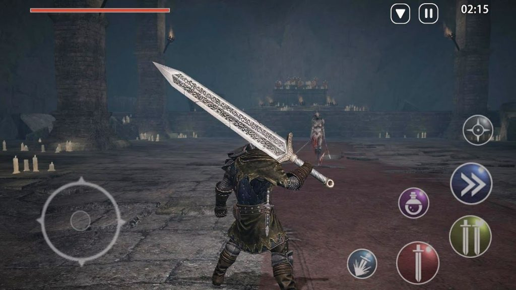 """Animus: Arauto é o novo """"Dark Souls Mobile"""" e OFFLINE para Android"""